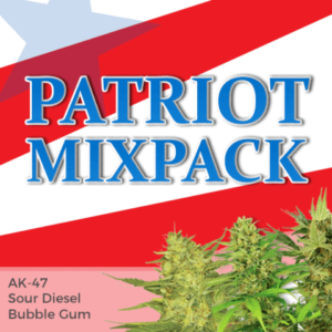 Patriot Mix Pack Seeds