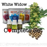 White Widow Seeds Grow Set