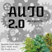 Autoflower 2.0 Mix Pack Seeds