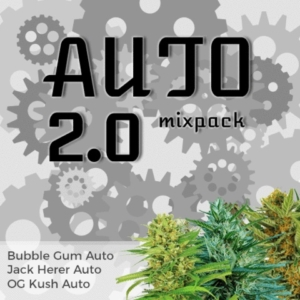 Autoflower 2.0 Mix Pack Seeds