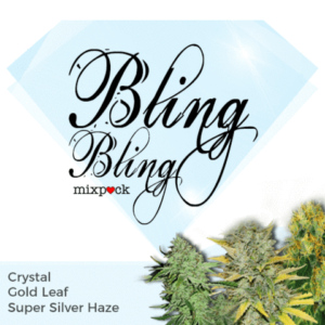 Bling Bling Mix Pack Marijuana Seeds