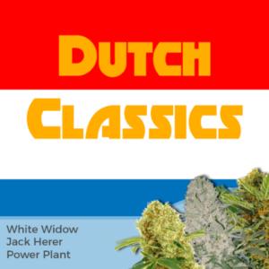 Dutch Classics Mix Pack Marijuana Seeds