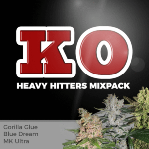 Heavy Hitters Mix Pack Marijuana Seeds