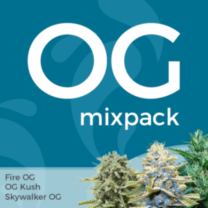 OG Mix Pack Marijuana Seeds