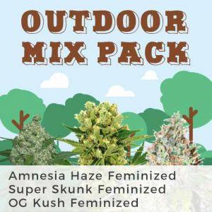 Outdoor Mix Pack Seeds