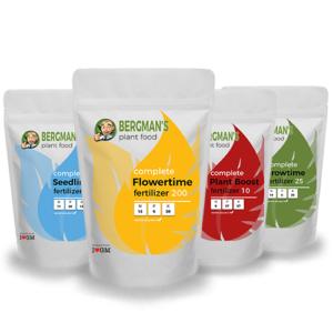 Bergmans Complete Fertilizer Set