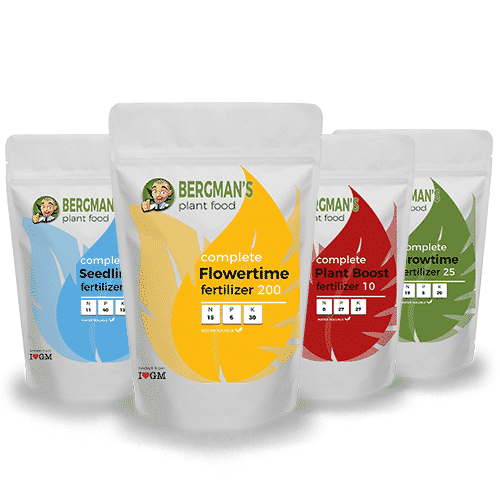 Bergmans Complete Fertilizer Set