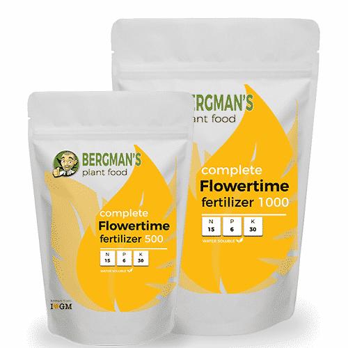 Bergmans Flowertime Fertilizer