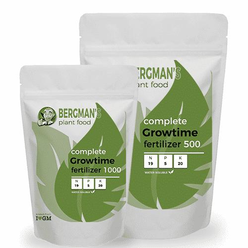 Bergmans Growtime Fertilizer