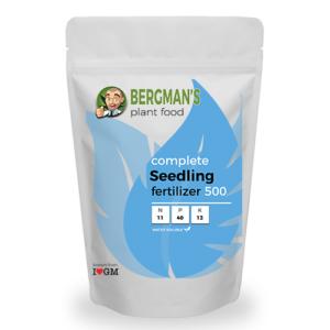 Bergmans Seedling Fertilizer