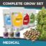 Complete Marijuana Seeds Grow Set For Medical Use