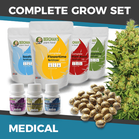 Grow Set For Medical Use