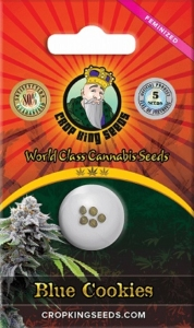 Blue Cookie Feminized Seeds