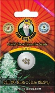 Buy Cali OG Kush Haze Feminized Seeds