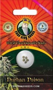 Durban Poison Feminized Seeds