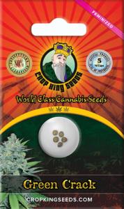 Green Crack Feminized Seeds