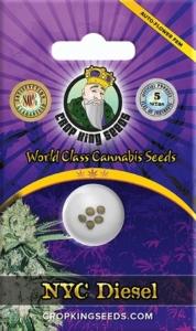 NYC Diesel Autoflowering Seeds