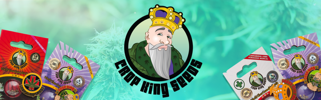 Buy Marijuana Seeds direct from Crop King Seedbank in Canada