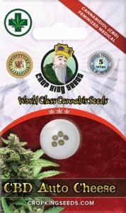CBD Autoflower Cheese Seeds