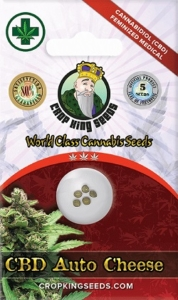 CBD Autoflower Cheese Seeds