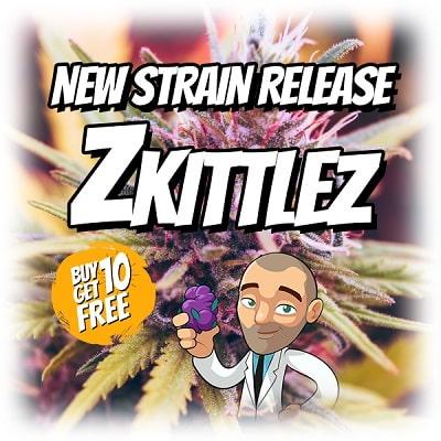 New Strain Zkittlez Seeds