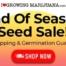 ILGM Seed Bank End Of Season Sale