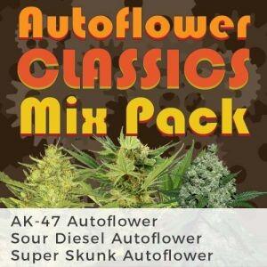 Autoflower Classics Seeds Mix