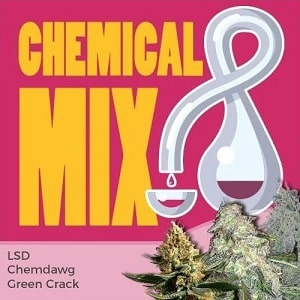 Chemical Seeds Variety Mix