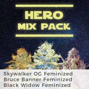 Hero Seeds Feminized Mix