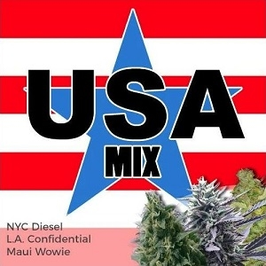 USA Mixed Seeds Pack