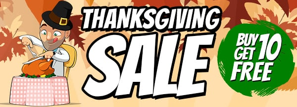 Thanksgiving Marijuana Seeds Sale