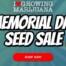 Get 10 Free Marijuana Seeds In The Memorial Day Offer