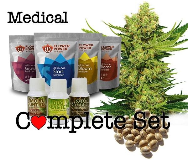 Cannabis Grow Sets - Medical